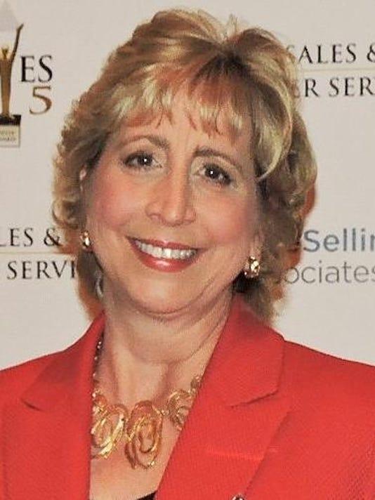 Teresa Allen Stevie Award 2