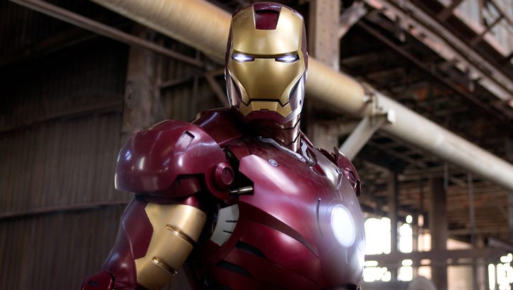 'Thor' is coming to the Indianapolis 500. But 'Iron Man' once drove in it.