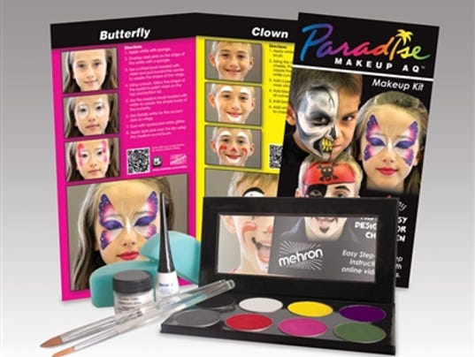 Paradise Premium Makeup Kit