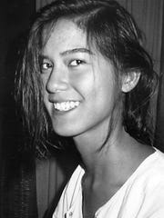 Miya Rodolfo-Sioson was a victim of the Gang Lu shooting on the University of Iowa campus on Nov. 1, 1991.