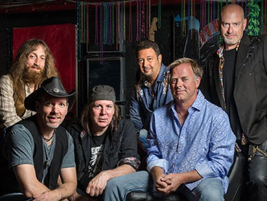 The Eagles tribute EagleMania will perform on New Year's
