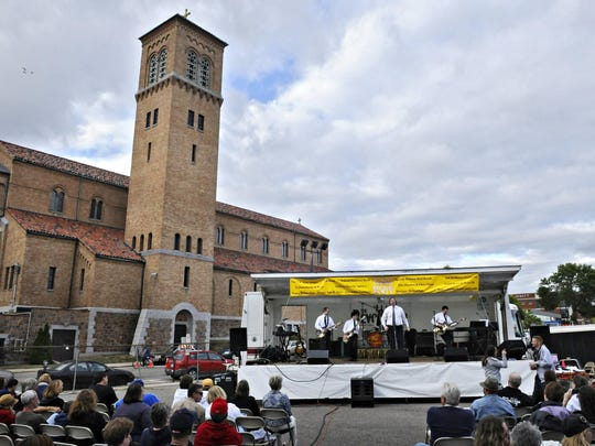 St. Mary's Cathedral Block Party has been a staple of downtown entertainment for 19 years.