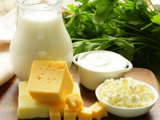 Research shows whole milk dairy products do not increase heart disease risk.