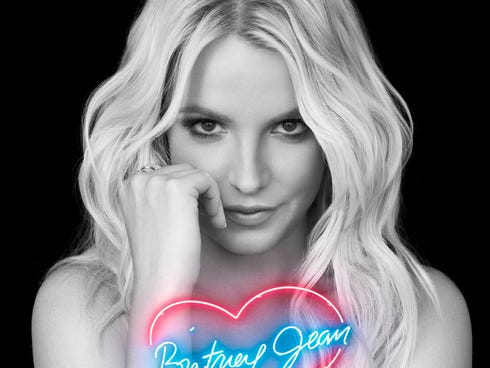 Britney Spears has released a new CD entitled