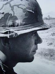 Bill Bontemps in Vietnam in 1968