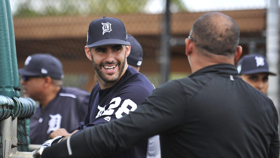 J.D. Martinez is one of the several free-agents-to-be