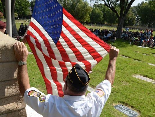 Memorial Day Commemoration 7