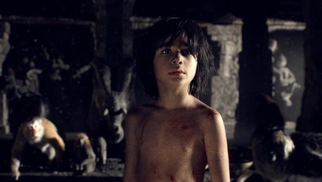 "Neel Sethi stars as Mowgli, in the live-action take on ""The Jungle Book,"" the classic story about a boy, raised by a family of wolves since birth who must leave the only home he's ever known when the fearsome tiger Shere Khan (Idris Elba) unleashes his mighty roar."
