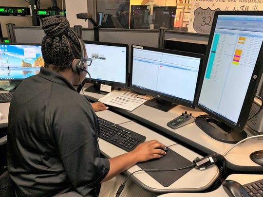 Dispatcher At Work