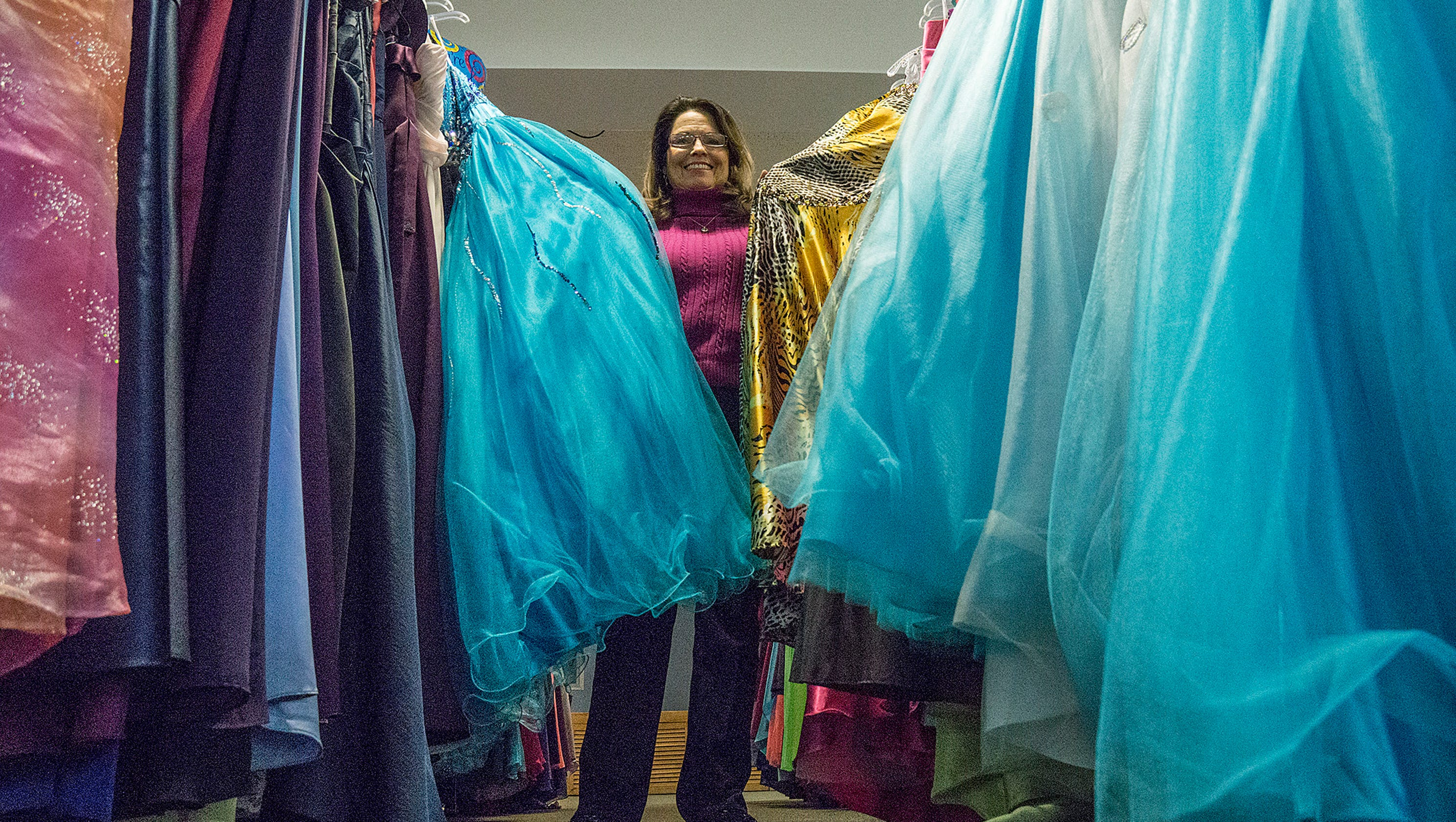 Prom dresses going for $20 this weekend in Livonia