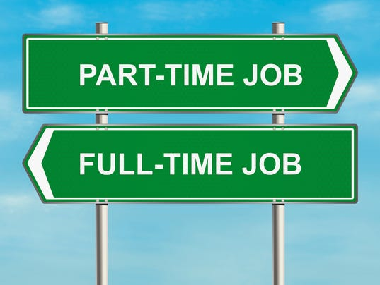 benefits of part time job for The fair labor standards act (flsa) does not define full-time employment or   payment of fringe benefits to temporary and part-time employees on federal.