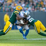 Lions 18, Packers 16