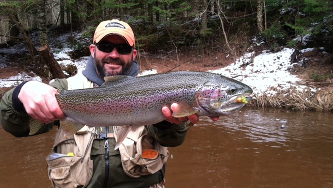 Hayward area fishing report for april 18 for Fishing forecast for today