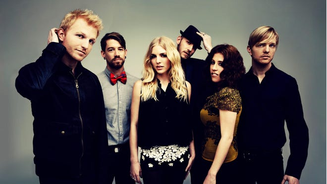 Delta Rae will perform live in concert at 7 p.m. tonight at Vinyl Music Hall.