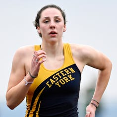 Eastern York girls' team could be force in 2-A at District 3 Track and Field Championships