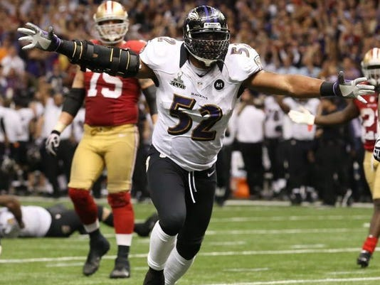 USP NFL: SUPER BOWL XLVII-BALTIMORE RAVENS VS SAN S FBN USA LA
