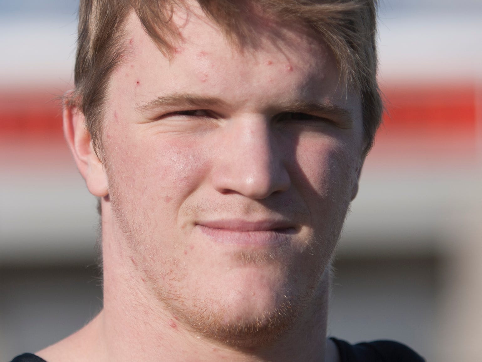 Joey Clifford of Brighton High School is the Football Offensive Player of the Year.