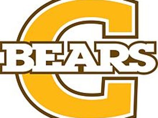 Central High School Bears logo