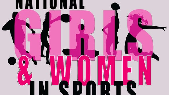 National Girls and Women in Sports Day is Feb. 18 at