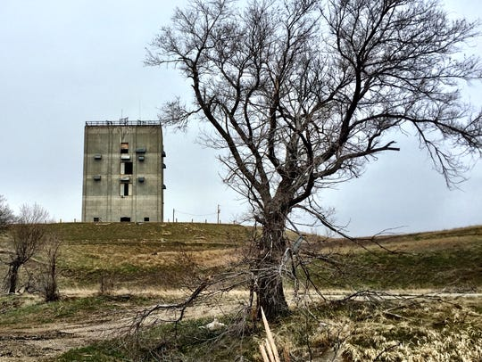 A Cold War relic within view of Westby, this former
