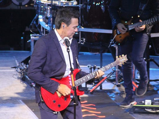 With more than 40 years in the music business, Gustavo and Adolfo Ángel of  Los Temerarios are set to perform in El Paso Oct. 13.