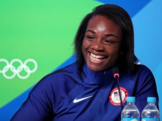 Olympics: USA Boxing Press Conference