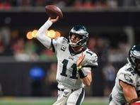 Philadelphia Eagles at Dallas Cowboys odds, picks and best bets