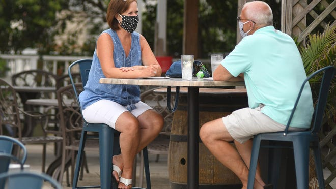 Wilmington City Council is considering a proposal that would close certain blocks in downtown Wilmington to cars, so restaurants could add outdoor tables and come closer to operating at full capacity amid COVID 19 restrictions.