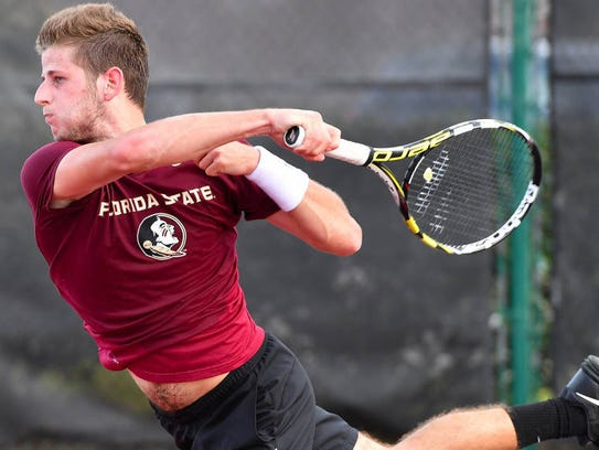 Lucas Poullain ranks among the top 25 in the nation.