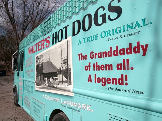 Food trucks, like Walter's Hot Dogs, will beat lohud's