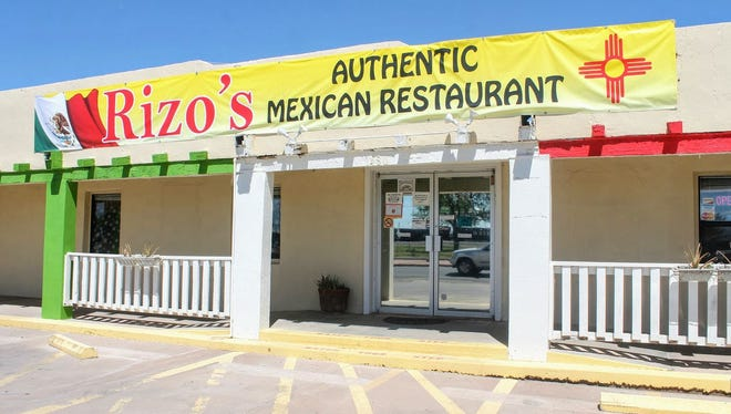 Rizo's Authentic Mexican Restaurant, 1480 N. White Sands Blvd., was named one of the top 10 best Mexican restaurants in New Mexico by Best Things New Mexico.
