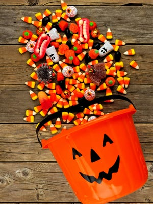 Halloween candy is just a small part of the fun to be found.