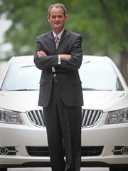 Bruce Anderson is president of the Iowa Automobile Dealers Associaltion.