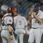 Detroit Tigers in last place, but 'no one has cashed in their chips'