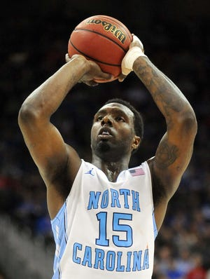 UNC guard P.J. Hairston had a troubling offseason.