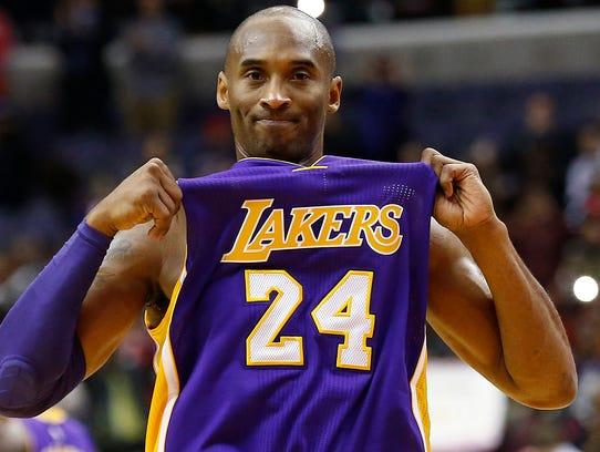 Lakers forward Kobe Bryant has said 'it would mean