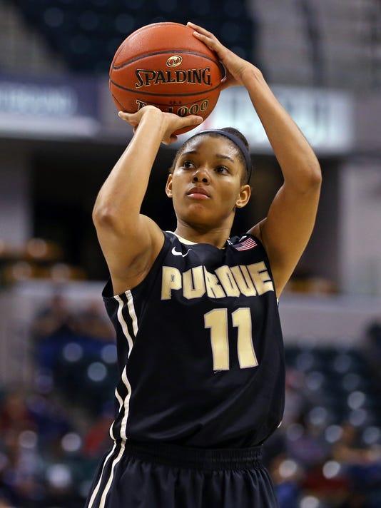 NCAA Womens Basketball: Big Ten Conference Tournament-Ohio State vs Purdue