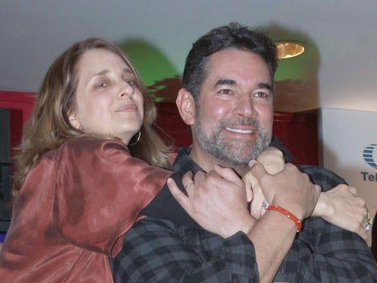 Claudia Ramírez y Eduardo Santamarina son pareja en