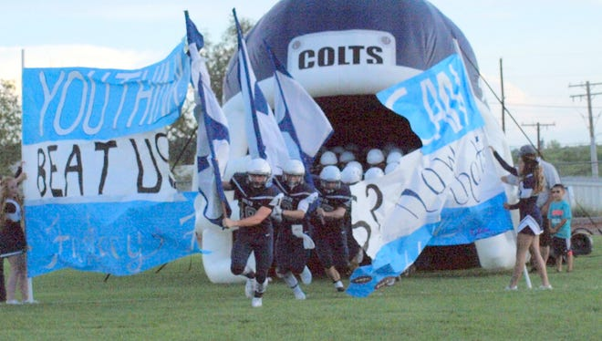 The Fighting Colts rush out at their last home game where they took a loss to Bowie. Silver is hoping to ride some momentum of last week's win when Clint High School comes into town Friday night for a homecoming affair.