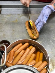 The great debate over whether a hot dog is a sandwich