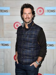 Founder and Chief Shoe Giver of Toms, Blake Mycoskie