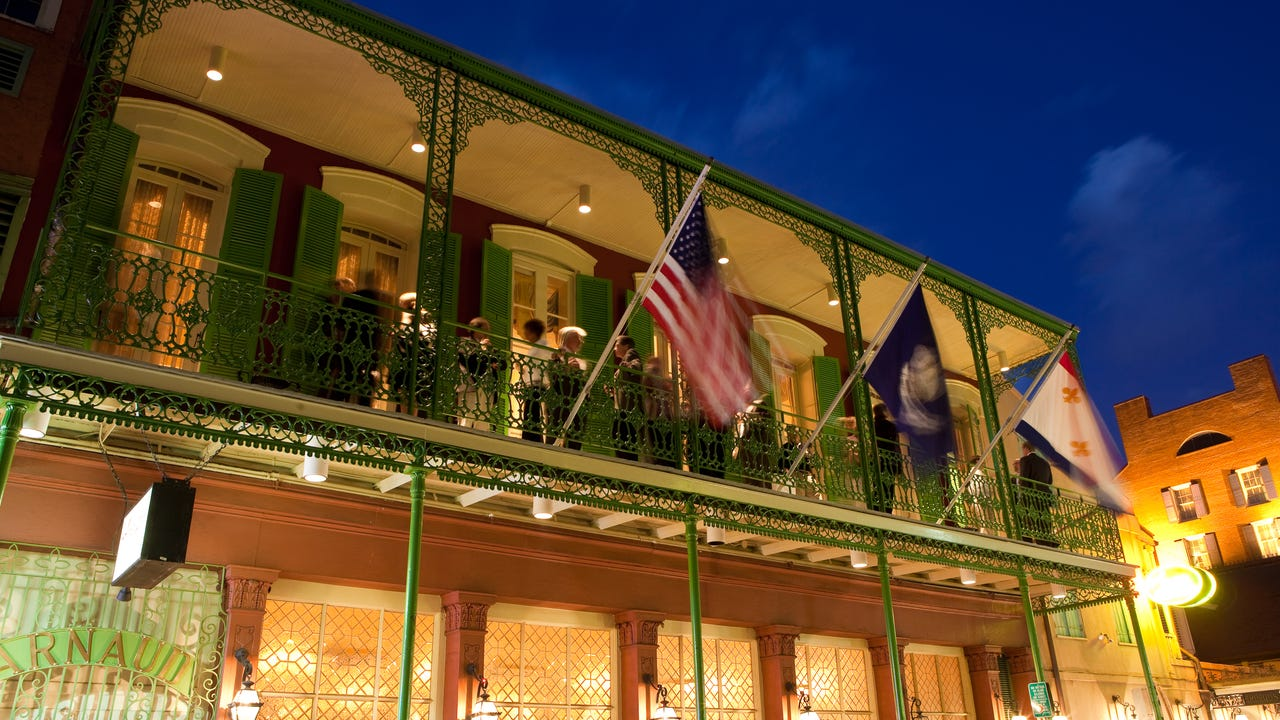 If you've never dined in New Orleans, then you've never dined at all.