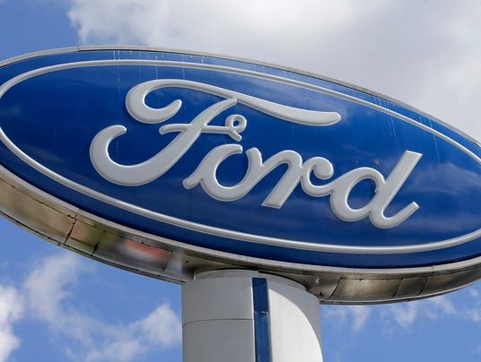 Report Ford To Cut Of Global Workforce - Ford
