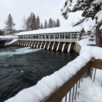 Tahoe winter deluge will sustain Reno water for years