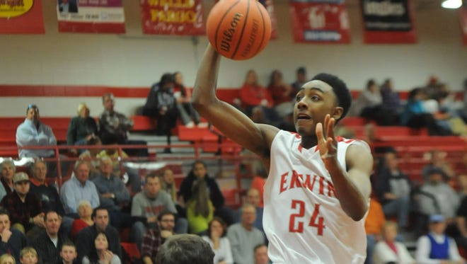 Erwin rising senior Malik Moore currently holds five Division I scholarship offers.