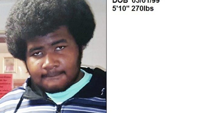 Spring Hill police are searching for Isaiah Butts, who ran away from Tennessee Children's Home in early April.