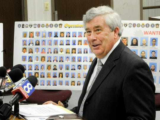 In this file photo, York County District Attorney Tom