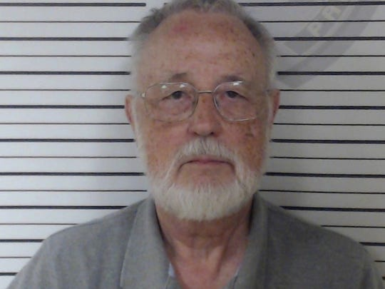 The Rev. Michael Guidry surrendered Thursday morning at the St. Landry Parish jail. Guidry is accused of sexually assaulting a minor.