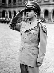 Lt. Audie Murphy, American's most-decorated soldier
