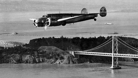 This is what it was like to fly in the 1930s